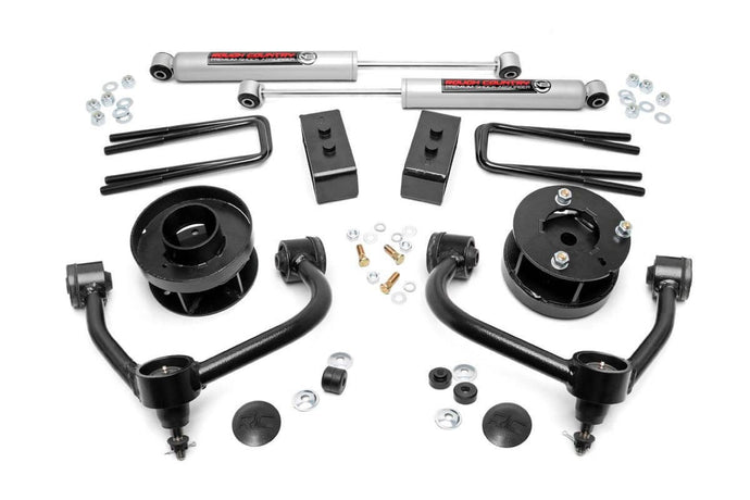 3in Ford Bolt-On Lift Kit (09-13 F-150 4WD)