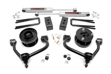 3in Ford Bolt-On Arm Lift Kit (14-19 F-150 4WD)