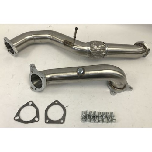 PLM civic 1.5t including si down pipe + front pipe combo