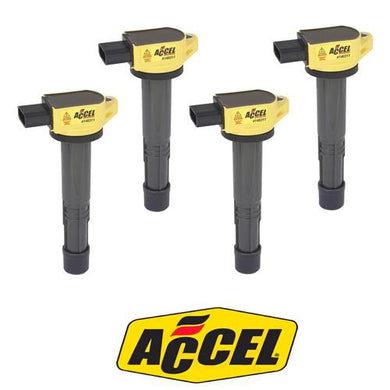 ACCEL SUPER COIL K-SERIES PERFORMANCE COIL (SET OF 4)