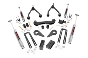 88-98 2 - 3in GMC/CHEVY Suspension Lift Kit (Rear Blocks)
