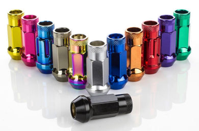 Muteki lug nuts 12x1.50 only (open end)