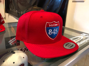 Red 845 interstate snapback