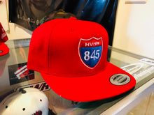 Load image into Gallery viewer, streetwars snap back 845 logo