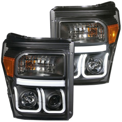 2011-2015 Ford F-250 Projector Headlights