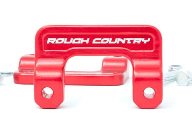 07-19 1500 PU/SUV GMC/CHEVY 2in Leveling Lift Kit Red Billet Aluminum