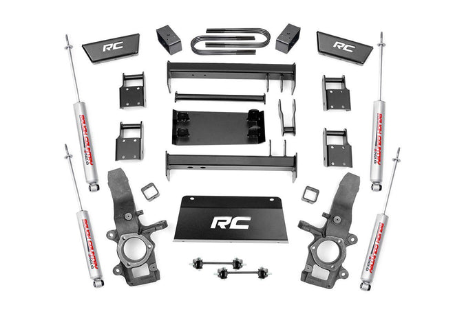 97-03 4wd F-150 4in Ford Suspension Lift Kit