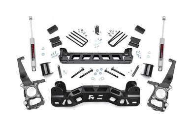 09-14 F-150 2wd 4in Ford Suspension Lift Kit