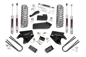 80-96 F-150 4wd 4in Ford Suspension Lift Kit