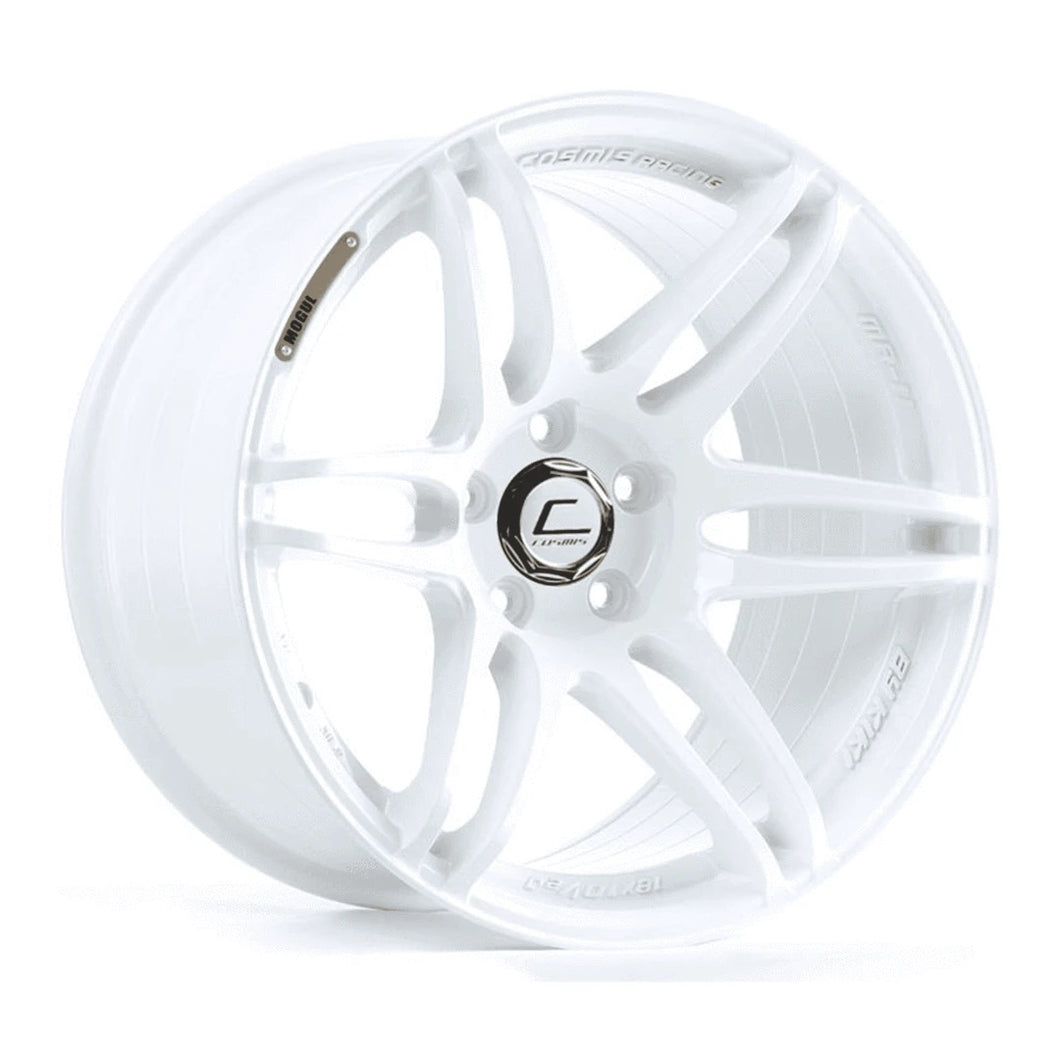 MRII White Wheel 18x8.5 +22mm 5x114.3