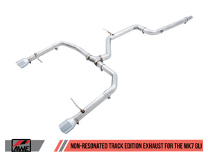 AWE Tuning Mk7 Jetta GLI (only) Exhaust System