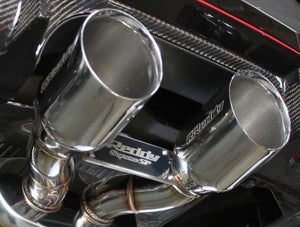 "Greddy 17-19 Civic Type-R 3"" Supreme SP Cat Back Exhaust System"