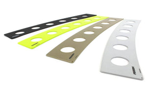 Perrin Rear Window Vents Subaru WRX/WRX STi (15-20) Silver/Gold/Neon Yellow/Black