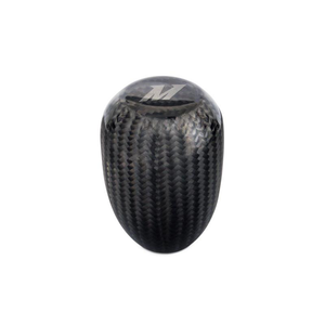 "Mishimoto shift knob ""carbon"""