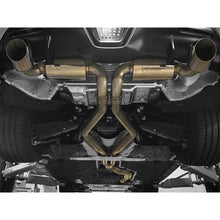 Load image into Gallery viewer, ETS 2020 a90 TOYOTA SUPRA EXHAUST SYSTEM ( non resonated  dual mufflers/ets pro down pipe connection)