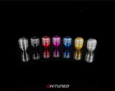 k tuned billet shift knobs