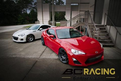 BC RACING BR COILOVERS (EXTREME LOW) - 2013+ FR-S / BRZ / 86