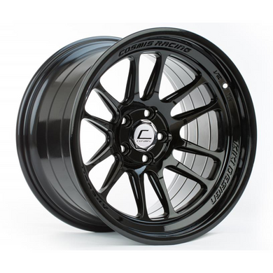 XT-206R Black Wheel 18x11 +8mm 5x114.3