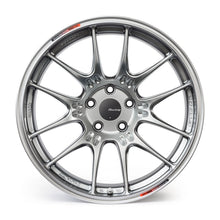 Load image into Gallery viewer, Copy of Copy of Hyper Silver ENKEI GTC02 5x120 18x9.5 et45mm (72.5 hub bore)