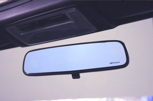Spoon Blue Wide View Rear Mirror – Honda Civic Type-R FK8 17-18