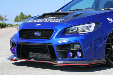 Charge Speed 2nd Fog Lights for Type-1 Front Bumper (Pair) use H11 Subaru WRX STi 15-19