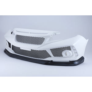 Spoon Sports Aero Front Bumper (FRP/CFRP) - Honda Civic Type R FK8 2017+ (price shipped)
