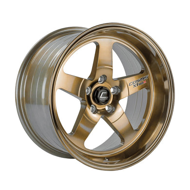 XT-005R Hyper Bronze Wheel 18x9 +25mm 5x114.3
