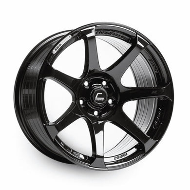 MR7 Black Wheel 18x9 +25mm 5x100