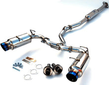 Load image into Gallery viewer, Invidia N1 Exhaust BRZ/FRS/86 (13-19) Polished or Titanium Blue Tips