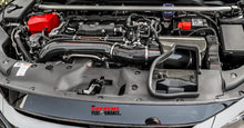 Load image into Gallery viewer, Eventuri Carbon Charge Pipe Honda Civic FK8 Type R