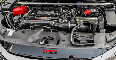 Eventuri Carbon Charge Pipe Honda Civic FK8 Type R
