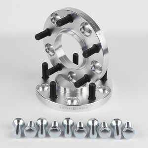 Eight Prince Wheel Adapter PCD Conversion Kit: A90 Supra 5x112 to 5x114.3 (66.51mm Bore) M14x1.25LB to M12x1.50