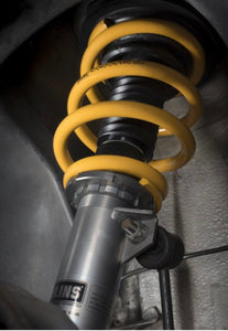 BMW E46 M3 S54 - Ohlins Performance Road And Track DFV Coilover Kit