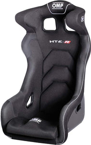 OMP (HA/771E/N HTE-R XL Racing Seat, Black