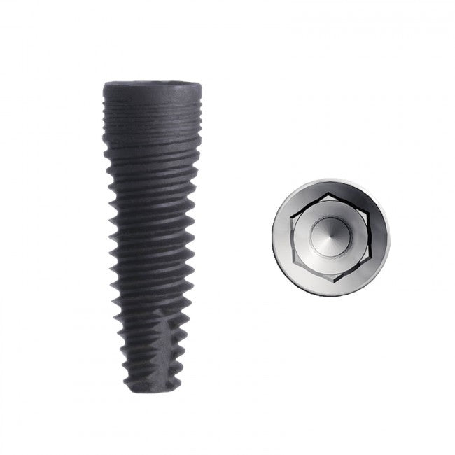 PCI Cylindrical dental Implant 3.5MM