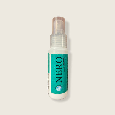 Nero Mouthwash. On the go!!! no need to Rinse!