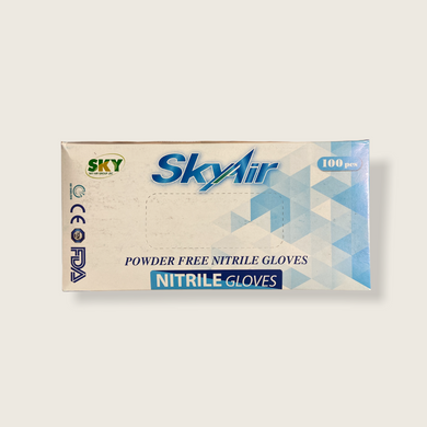 Nitrile Gloves NON EXAM SKYAIR