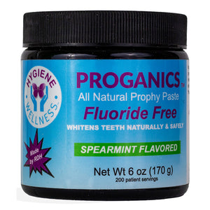 Proganics™ All-Natural Prophy Paste Fluoride Free!!