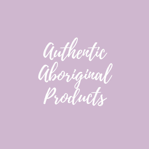 Authentic aboriginal products