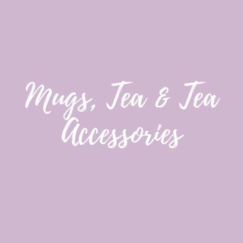 Mugs, Tea & Tea Accessories
