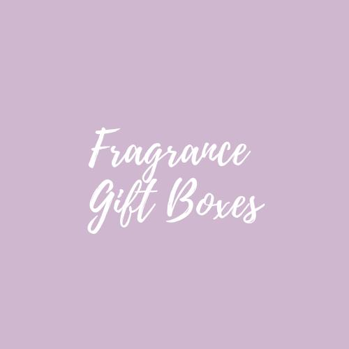 Fragrance Gift boxes