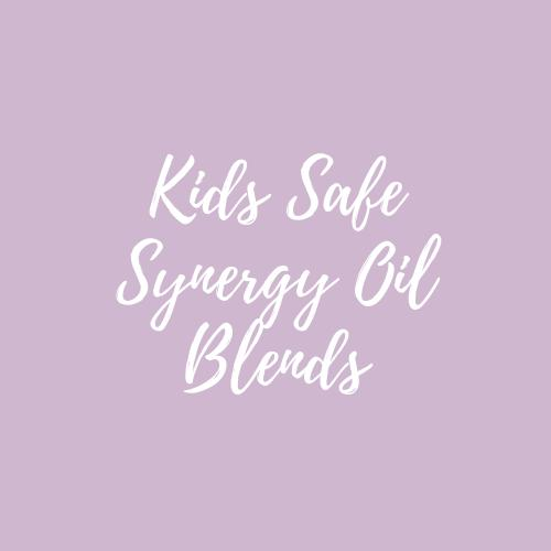Kid Safe Synergy blends