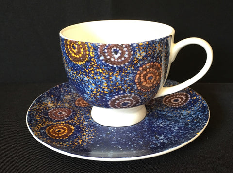 Seven sisters tea cup - Oils & More By Jodie