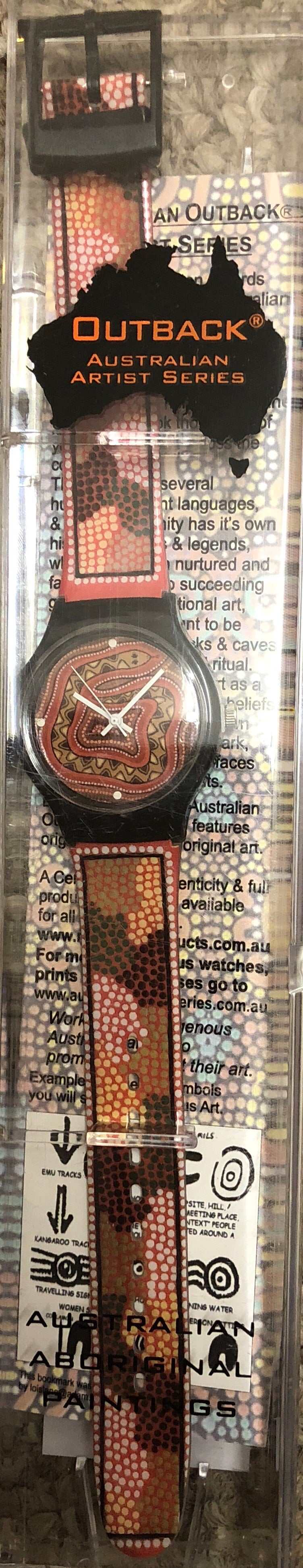 Serpent face watch - Oils & More By Jodie