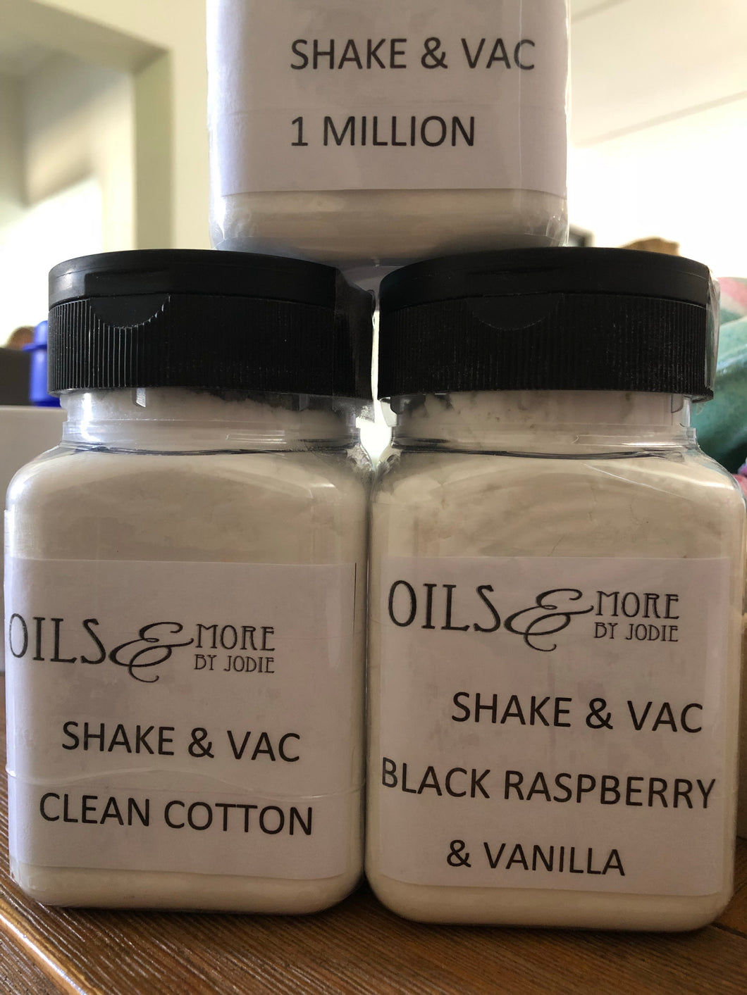 Shake & Vac - Oils & More By Jodie
