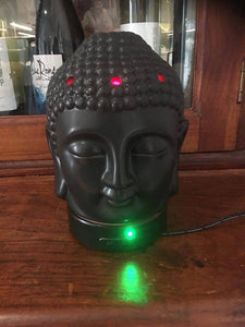 Buddha diffuser black - Oils & More By Jodie