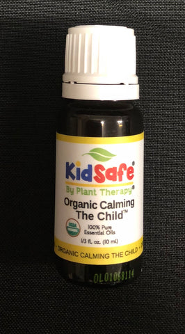 Organic calming the child - Oils & More By Jodie