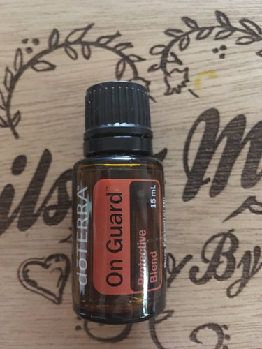 On Guard Oil 15ml - Oils & More By Jodie