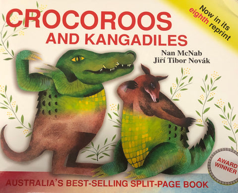 Crocoroos and kangadiles - Oils & More By Jodie