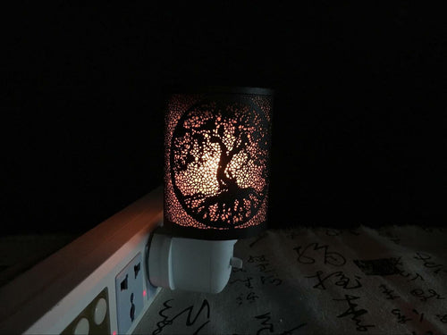 Tree of life plug in warmer - Oils & More By Jodie